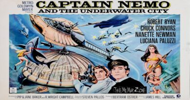 Captain Nemo and the Underwater City 1969  — A Sci-fi / Horror  Movie Trailer