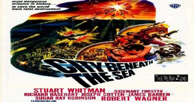 City Beneath the Sea 1971  — A Sci-fi / Horror  Movie Trailer