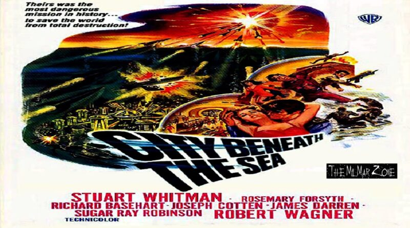 City Beneath the Sea 1971  — A Sci-fi / Horror  Movie Trailer