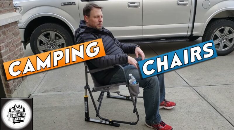 RV ACCESSORIES & CAMPING CHAIRS REVIEW | RV Newbie