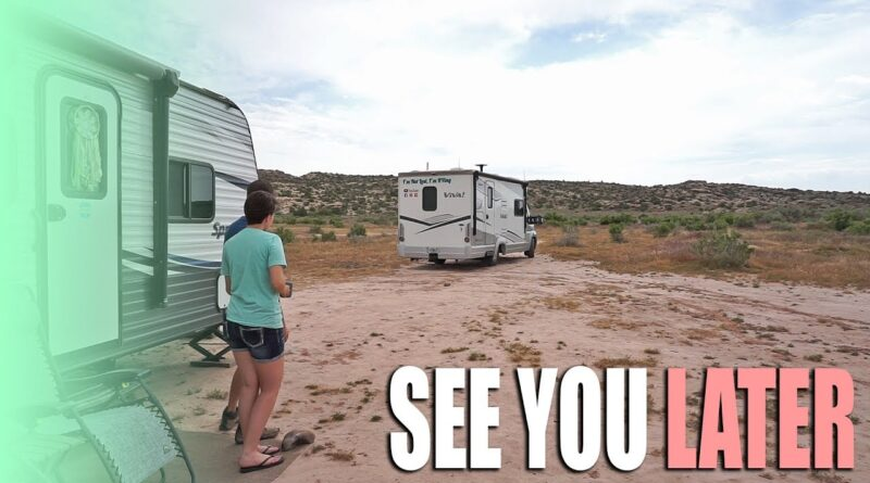 It's Not Goodbye It's See You Later – Thoughts On First Time Caravanning