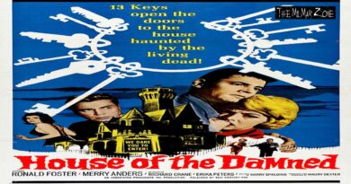 House of the Damned 1963  — A Sci-fi / Horror  Movie Trailer