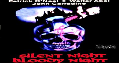 Silent Night, Bloody Night 1972  — A Sci-fi / Horror  Movie Trailer