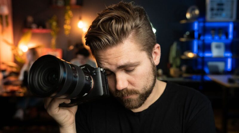 What to do when you have $17,000 worth of camera gear stolen