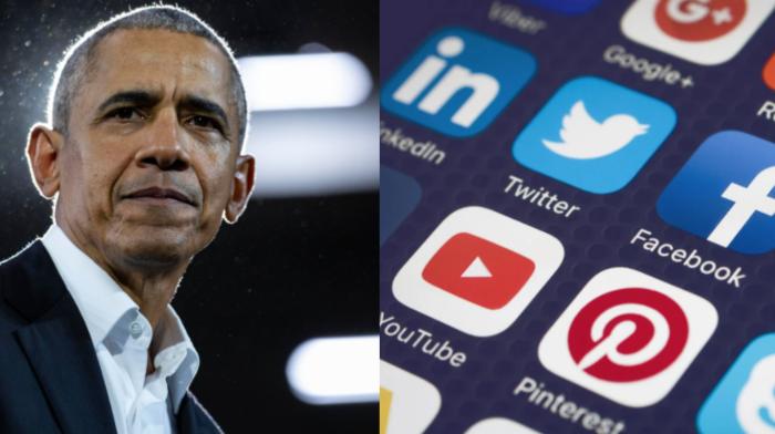 "Barack Obama: Internet And Social Media ""Biggest Threat To Democracy"""