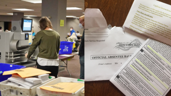Trump Campaign Files For Recount In Two Democrat-Leaning Wisconsin Counties