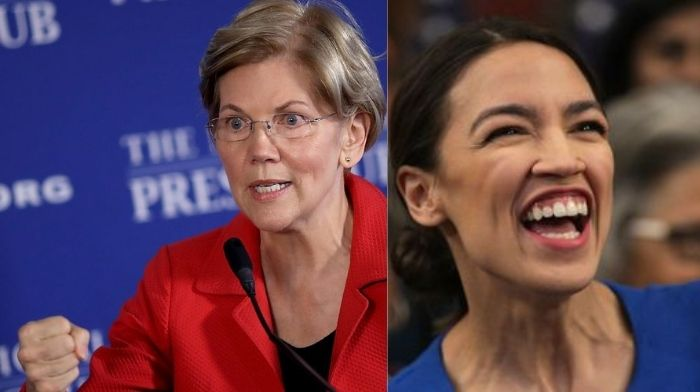 Warren, Far-Left 'Squad' Want To Saddle You With New $1 Trillion+ Student Loan Cancellation