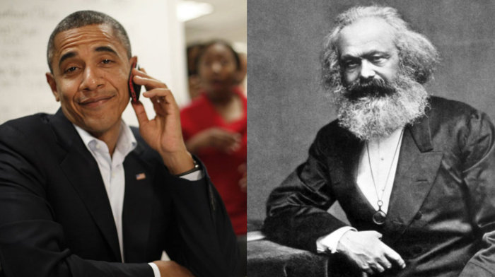 Obama Admits To Reading Marx And Other Leftist Literature In College So He Could Pick Up Girls
