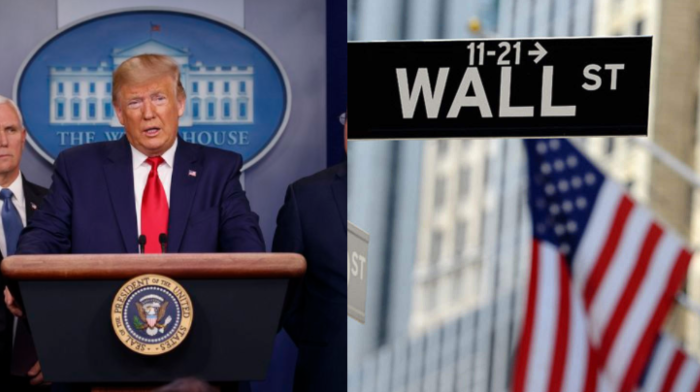 Trump Recovery Roars With Dow Topping at 30,000 While Consumer Confidence Slumps
