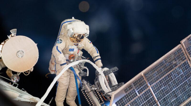 NASA TV Coverage Set for Russian Spacewalk