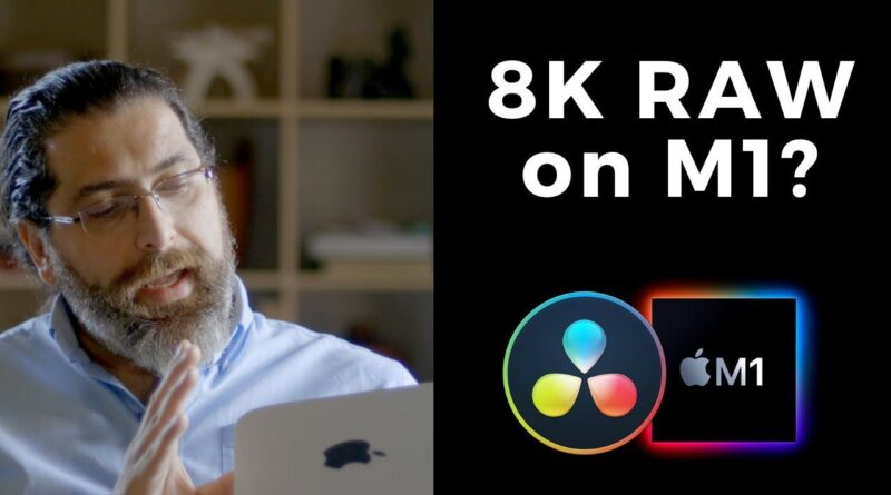 This $700 computer can edit 8K RED RAW