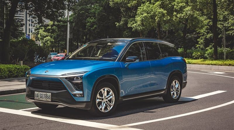 Nio Erases 8% Dive On Earnings; Tesla Surges Near Buy Point| Investor's Business Daily