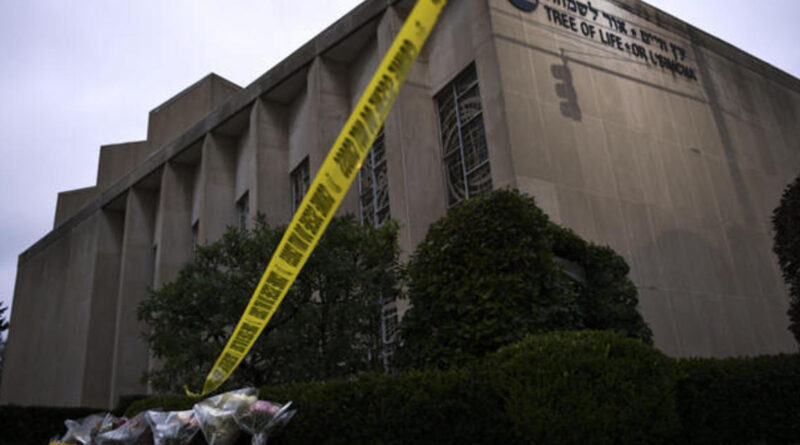 As hate crimes rise, Rabbi Hazzan Jeffrey Myers recounts deadly attack on his congregation