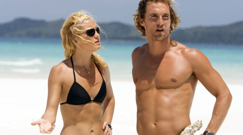 Matthew McConaughey reacts to Kate Hudson's criticism of their kisses [Video]