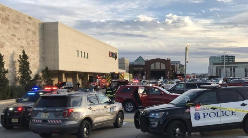 Multiple injured in shooting at mall in Wauwatosa, Wisconsin