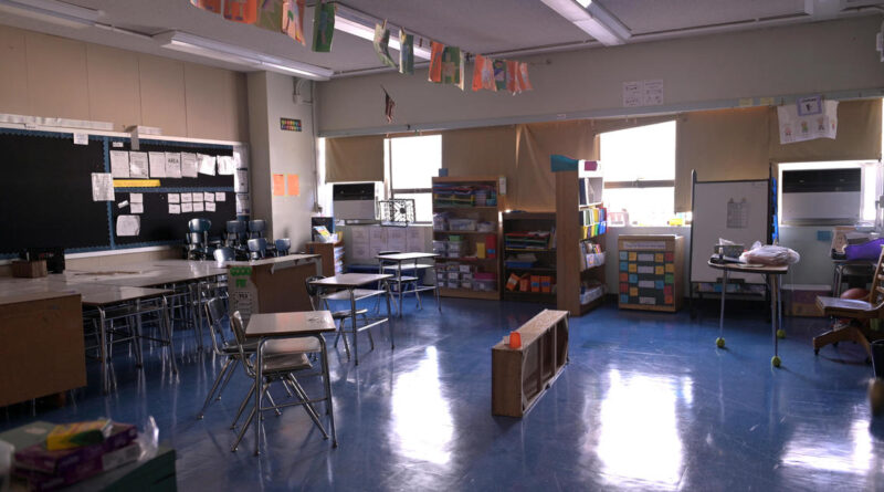 New York City public elementary schools to begin reopening on December 7