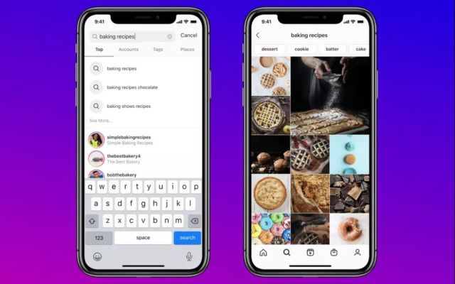 Instagram finally allows keyword search, but there's a catch