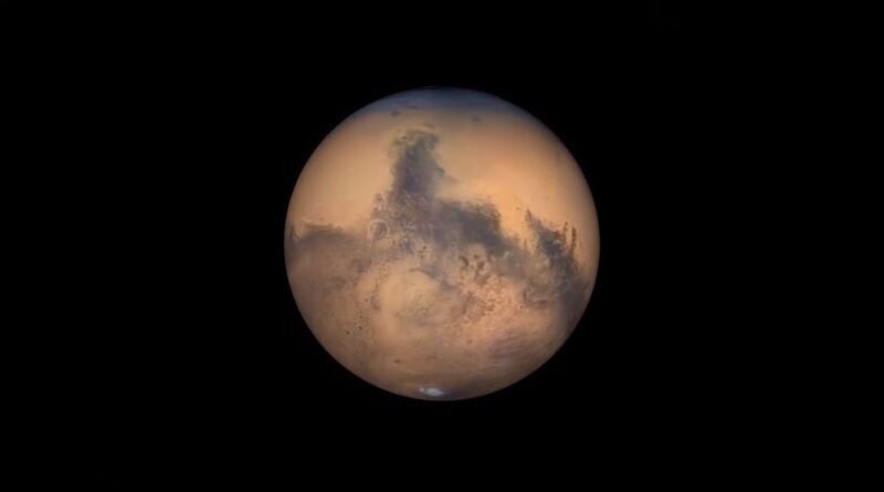 This stunning video shows the best global map of Mars shot from Earth's surface