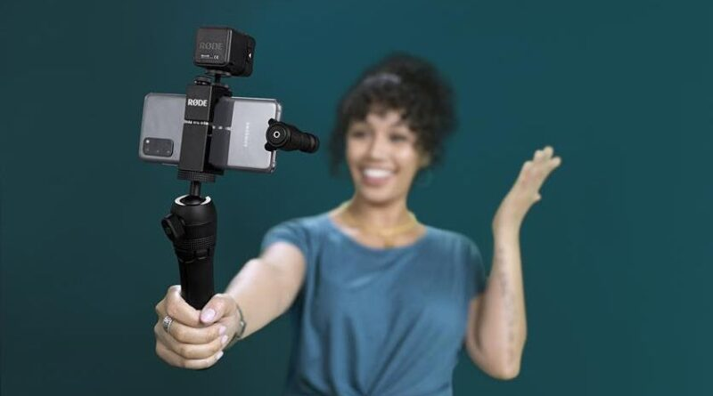 Rode has released a new range of Vlogger Kits for mobile filmmakers