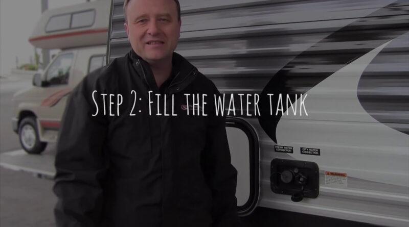 How To De-Winterize Your RV