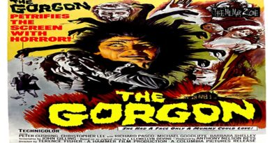 The Gorgon 1964  — A Sci-fi / Horror  Movie Trailer