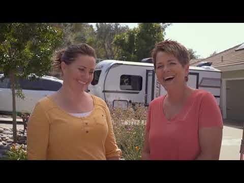 RV Newbies Susan and Molly's testimonial