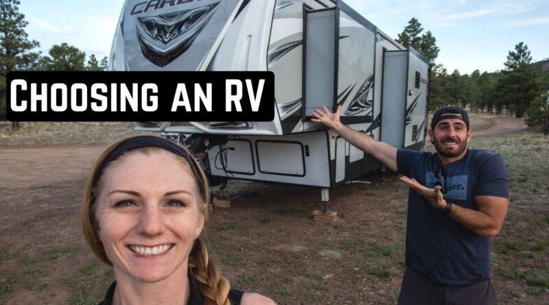 RV Newbie || Buying A RV || Full Time RV Living
