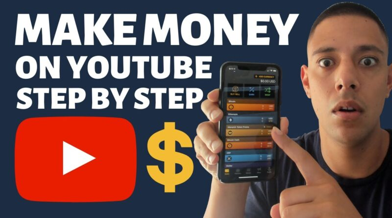 How To Make Money on YouTube Without Making Videos(Step By Step)