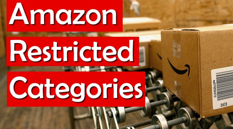 Amazon Restricted Categories – How to Become Ungated in Gated Categories (Invoices, Applications)