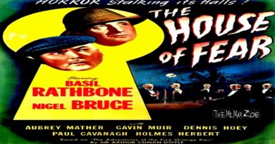 The House of Fear 1945 — A Mystery / Crime Movie Full Movie