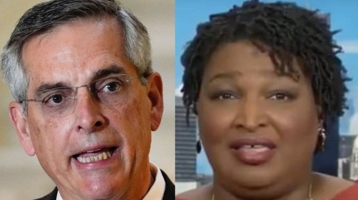 Georgia Secretary Of State Confirms Group Linked To Stacey Abrams Tried To 'Register His Deceased Son' To Vote