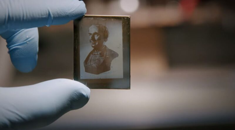 How to make your own 35mm daguerreotype safely and cheaply