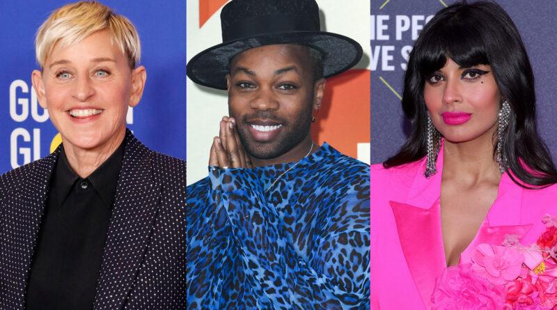 Celebrities send love after Elliot Page announces he's transgender