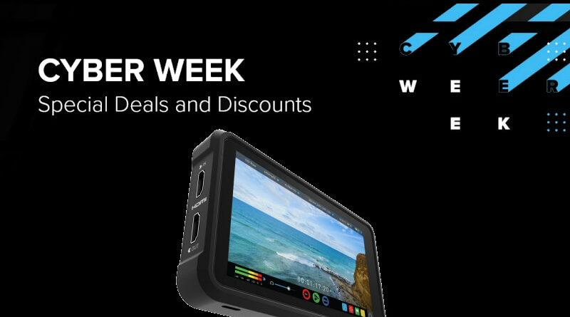 CVP announces Cyber Week deals