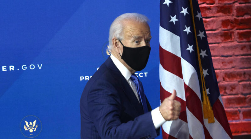 With Biden in White House, progressives see chance to rebalance courts