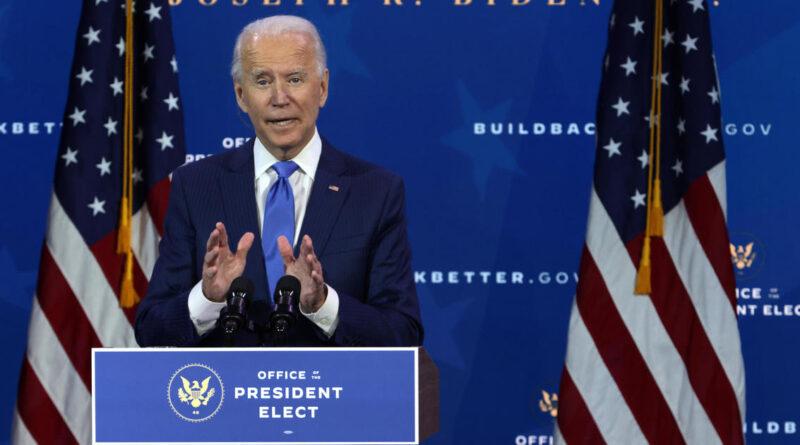 Pressure intensifies as Biden weighs 3 top Cabinet picks