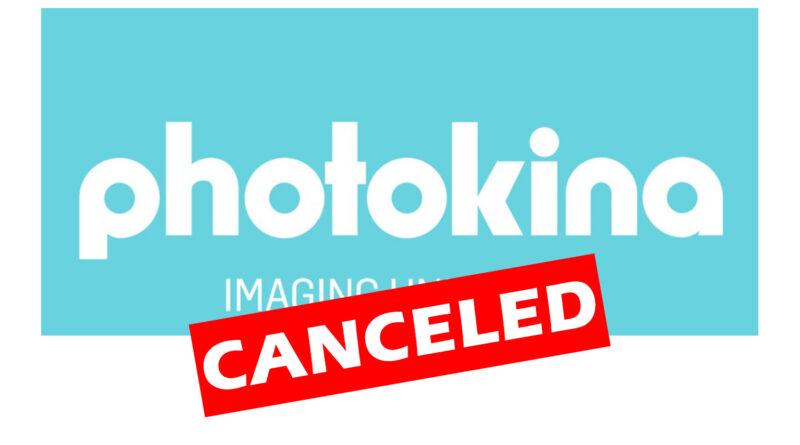 "Photokina Shuts Down Due to ""Massive Decline in Markets"""
