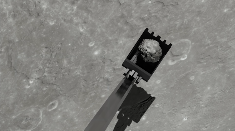 NASA Will Name Companies Selected to Collect Lunar Resources Under Artemis Program