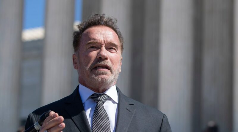 In a viral video, Schwarzenegger links the Capitol riot to an episode that was a prelude to the Holocaust.