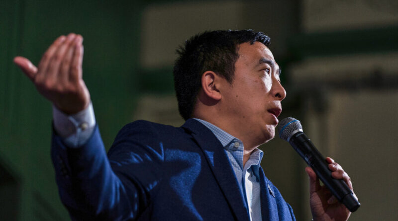 Can Andrew Yang Make It in New York City Politics?