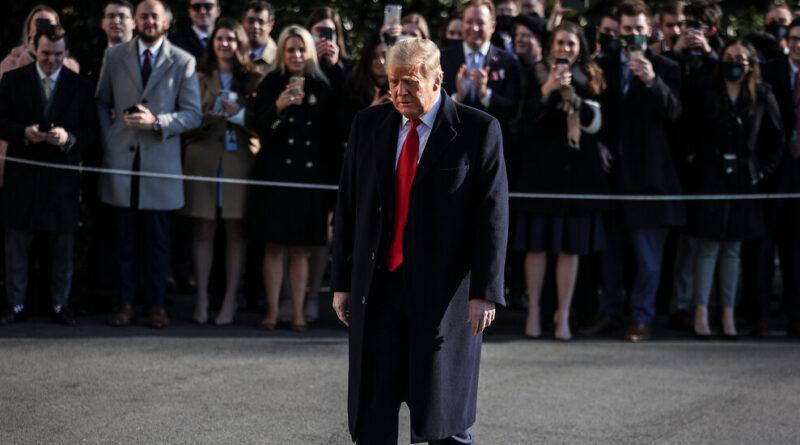 Trump Urges No Violence or Vandalism at Demonstrations