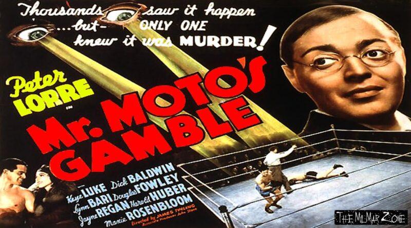 Mr.  Moto's Gamble 1938 — A Mystery / Crime Movie Full Movie