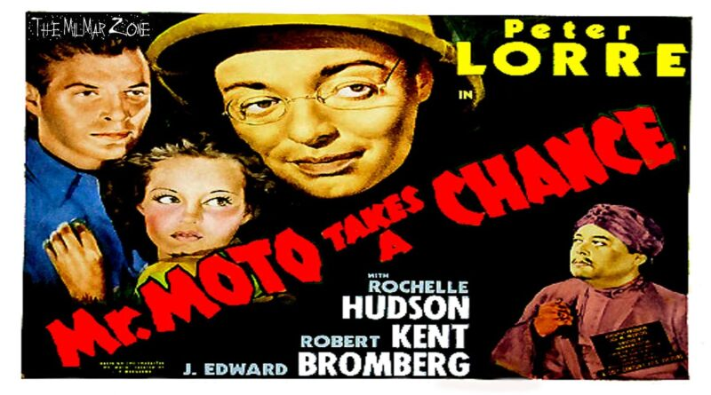 Mr.  Moto Takes a Chance 1938 — aka Look Out, Mr. Moto — A Mystery / Crime Movie Full Movie