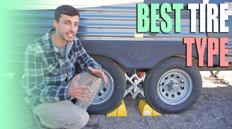 RV Trailer Tires vs. Light Truck Tires – Need To Know Info Before Buying