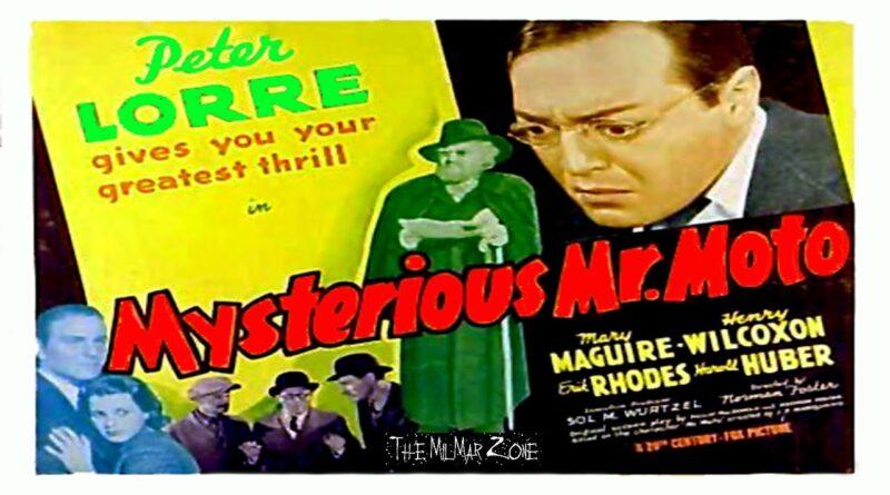 Mysterious Mr.  Moto 1938 — A Mystery / Crime Movie Full Movie