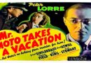 Mr.  Moto Takes a Vacation 1939 — A Mystery / Crime Movie Full Movie