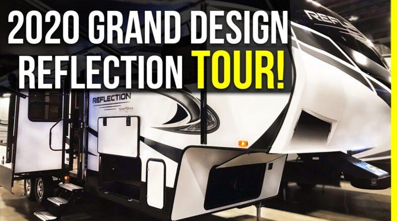 Grand Design Reflection 311BHS Fifth Wheel RV Tour // Full Time RV!