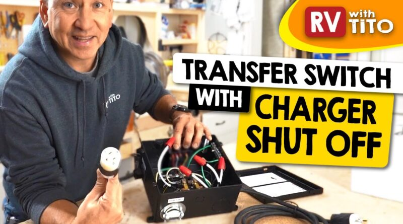 DIY Off-Grid AC Power to Your Entire RV – Inverter Transfer Switch Install
