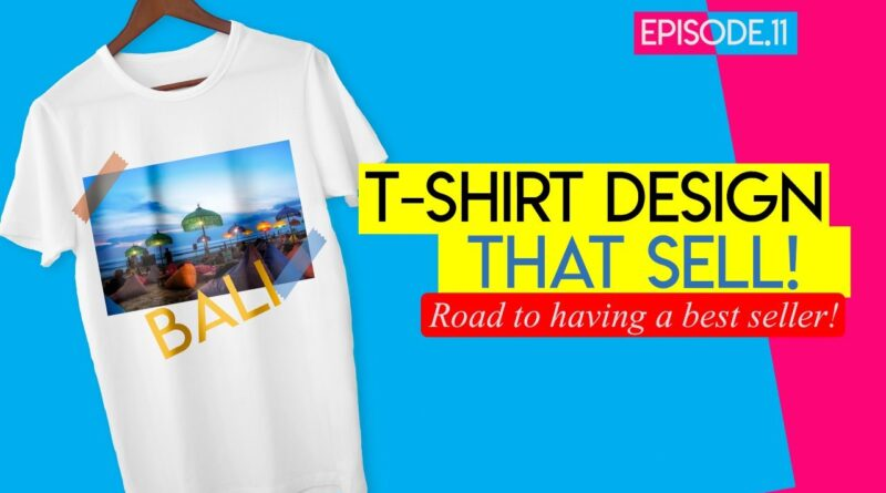 How To Create Tshirt Designs That Sell – EARN MONEY Like wholesale ted and gottfried09