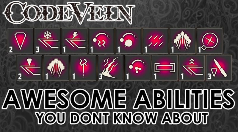 Code Vein – All RV Mastery Location And Showcase (Full Guide)